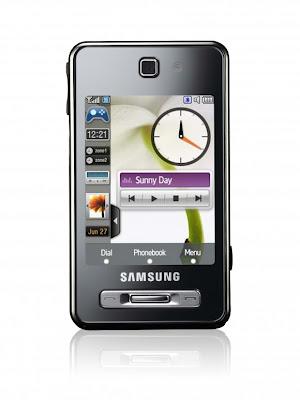 Samsung launches touchwiz f480 miss techs.
