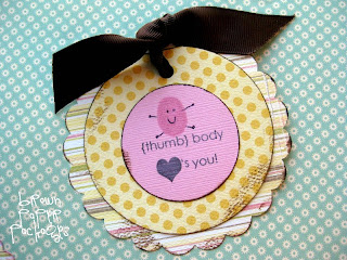 Thumbprint Valentine Craft to exchange