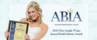 Australian Bridal Industry Awards | 13 December 2010