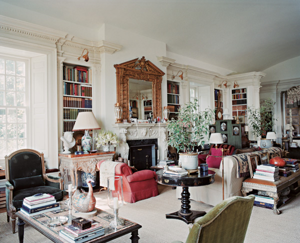 just b b guilty american fashion designers at home book party. Black Bedroom Furniture Sets. Home Design Ideas