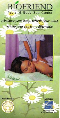 PINOY VISION: BUSINESS FOR SALE: DAY SPA