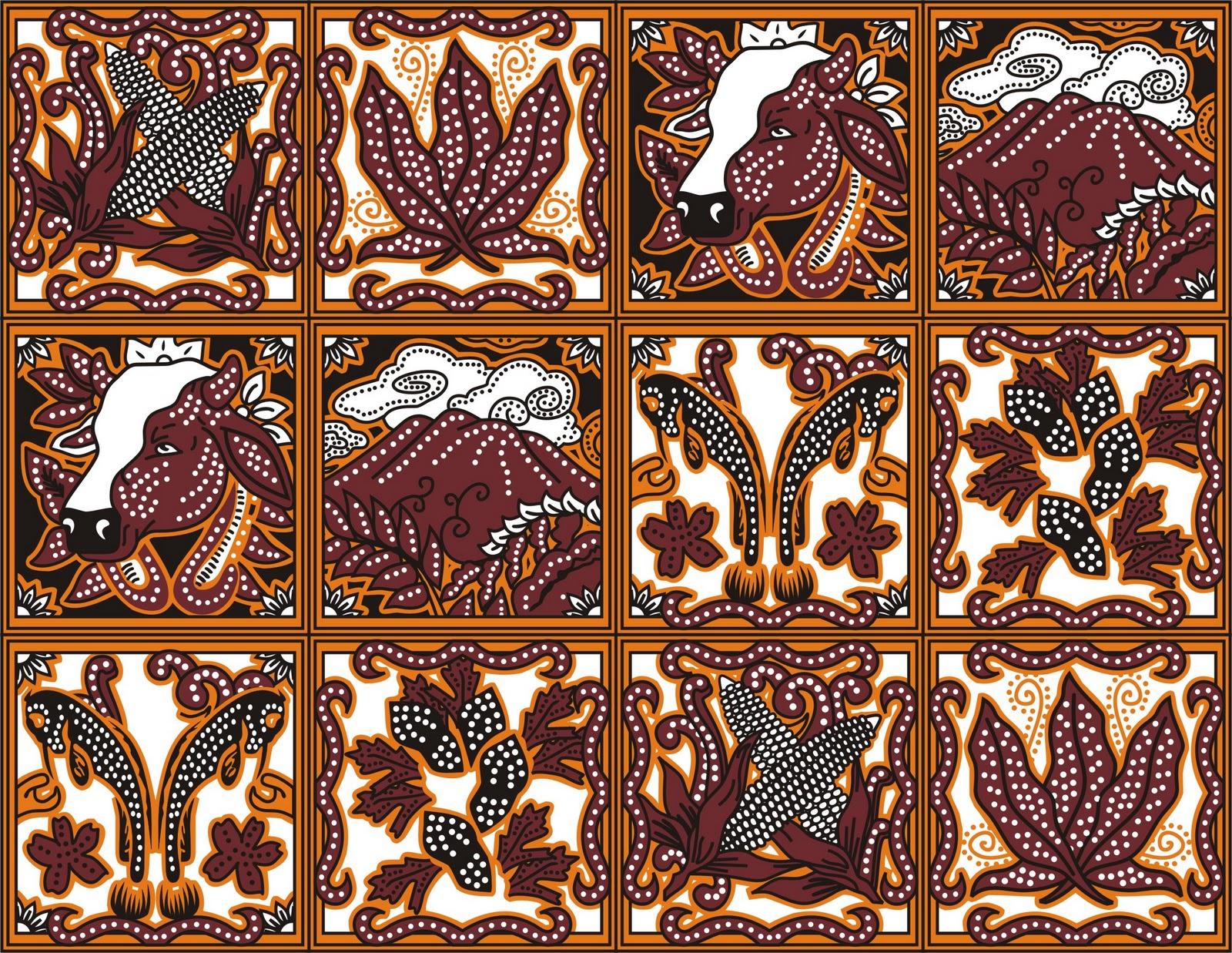 Desain Batik dari Kabupaten Boyolali ~ xomixu