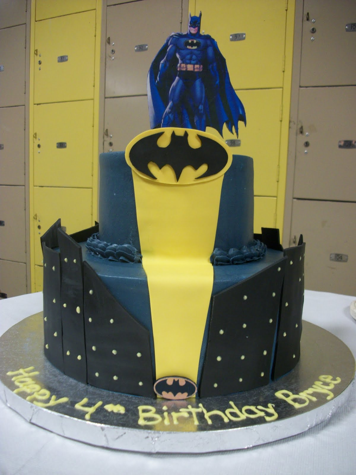 Mackenzie S Crafty Mom Holy Cake Batman