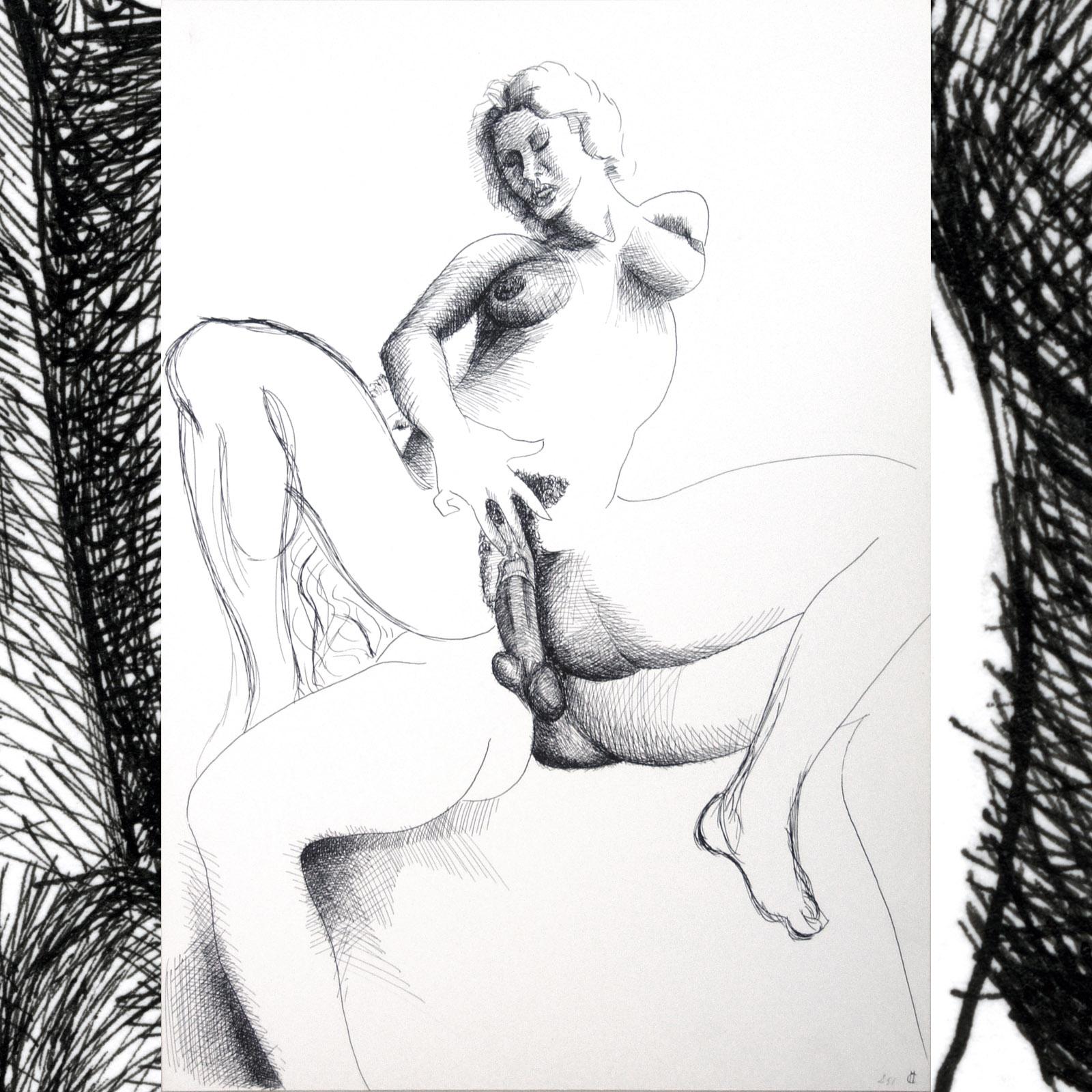 BD rotique et porno, dessins sexy sur Voissa
