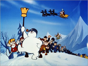 The Trial of Frosty the Snowman