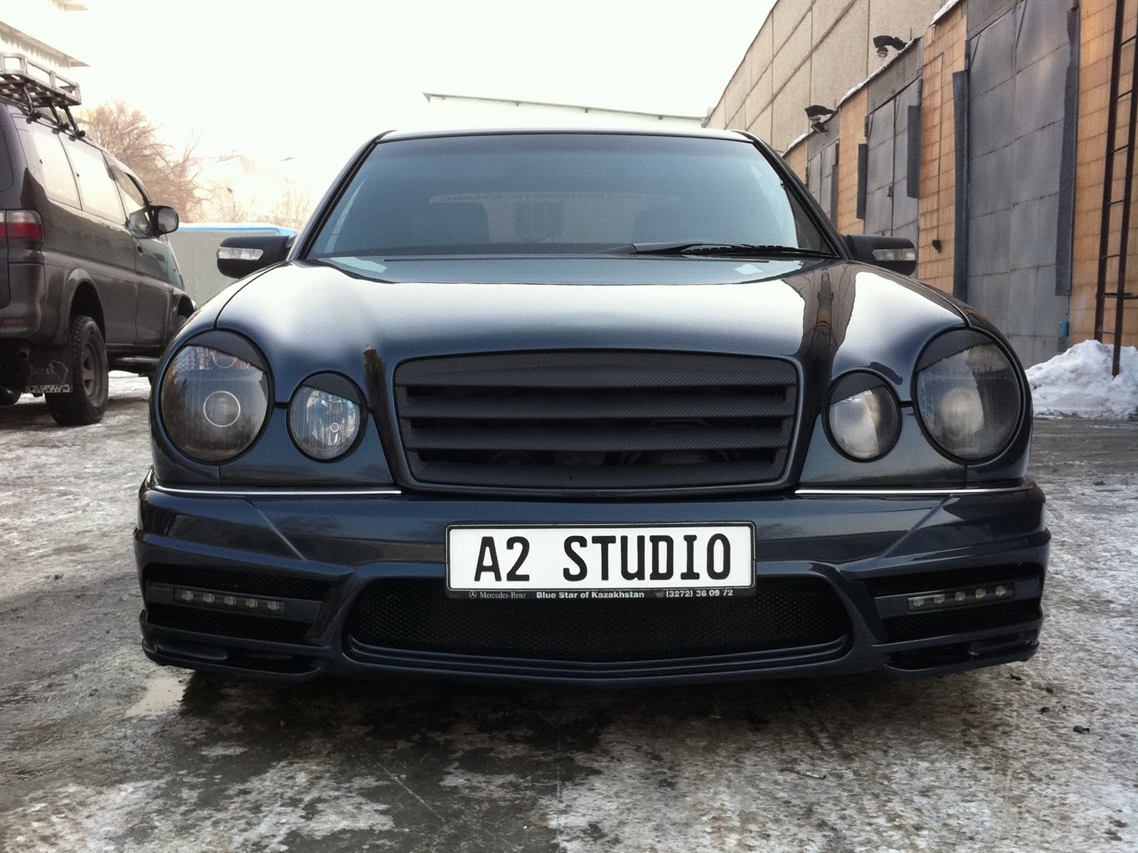 mercedes benz e klasse w210 wald bodykit benztuning. Black Bedroom Furniture Sets. Home Design Ideas