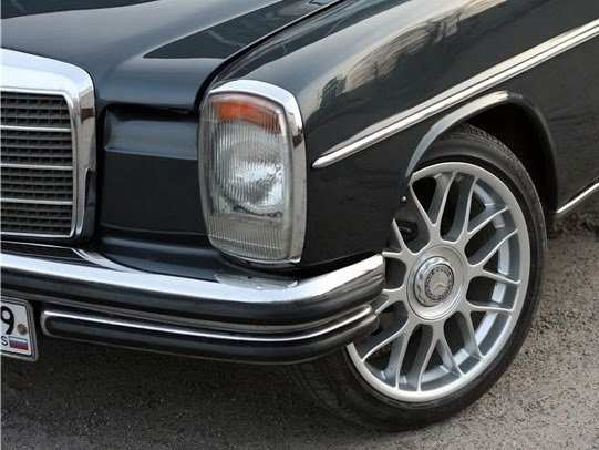 mercedes w115 bbs rims