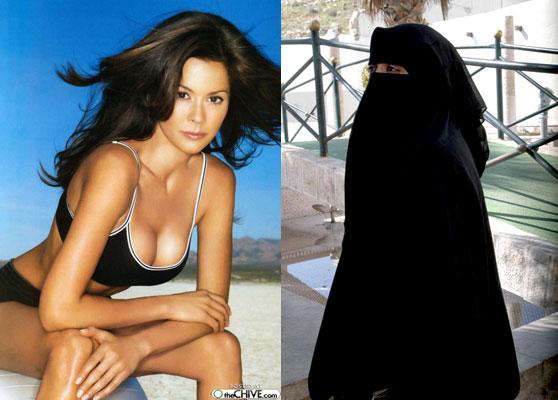 Burka Bikini