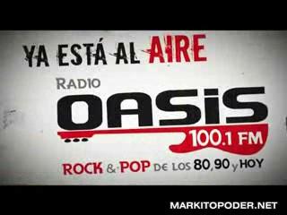 Escuchar Radio Oasis en vivo Lima