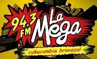 Radio La Mega 94.3 FM - Puros Exitos