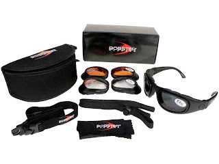 3bf965b7a4 Sport and Street II Bobster Eyewear Convertible Interchangeable Sunglasses  Goggles