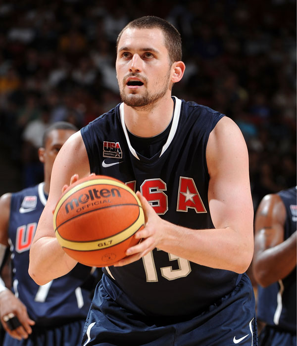 Mostly UCLA Hoops: Kevin Love, Russell Westbrook compete ...