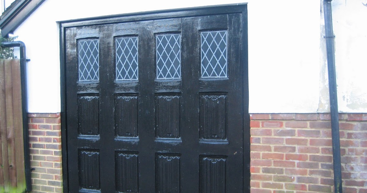 Ham Photos Mock Tudor Garage Doors