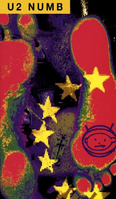 numb u2 zooropa single cover