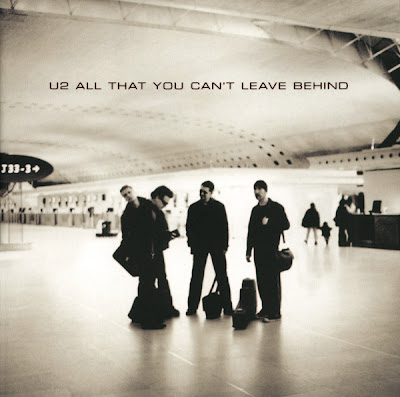 u2 album cover  all that you can't leave
