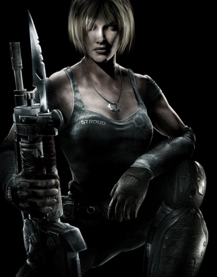 anya stroud gears of war