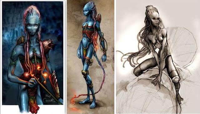 avatar concept art neytiri