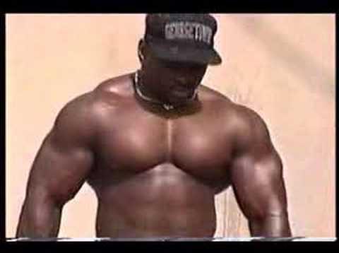 Muscle men singles