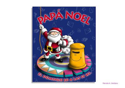 Santa in Crucijuegos