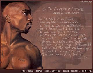 Tupac Resurrection Book