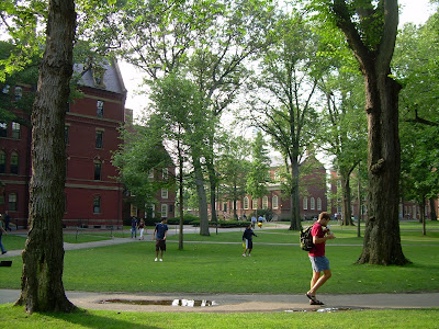 Harvard Extended: Final thoughts about Harvard Extension