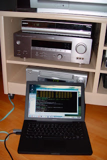 An Apple Mac OS X User: Knoppix and Humax 9200T