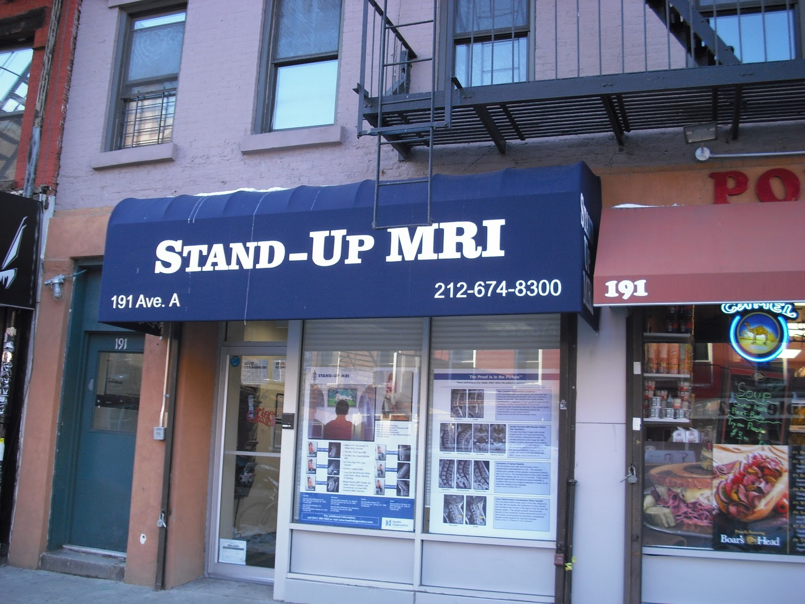 Waterfall Awning In NYC Glendale Company