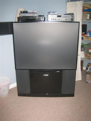 Jeff Park Stuff For Sale Big Screen Tv 90s Style