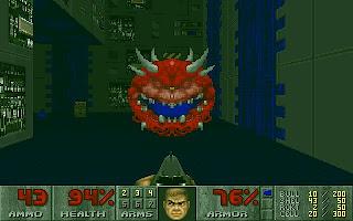 Doom v1 4 Download and Review | FreeClassicDosGames com