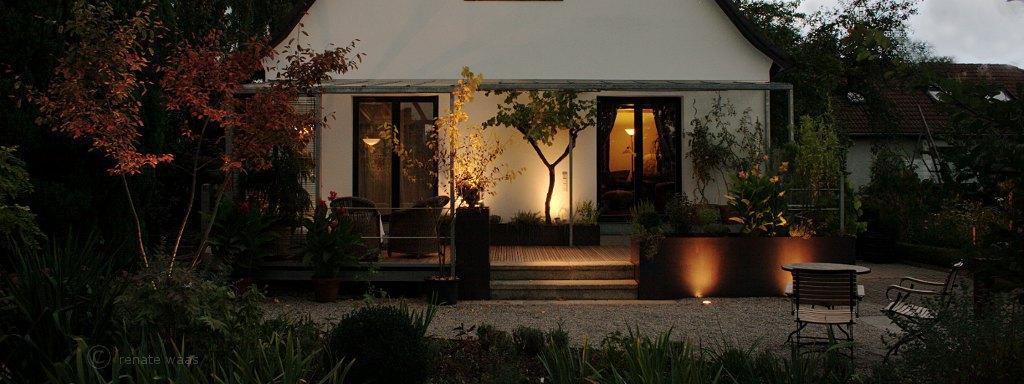 gartenblog geniesser garten licht im garten. Black Bedroom Furniture Sets. Home Design Ideas