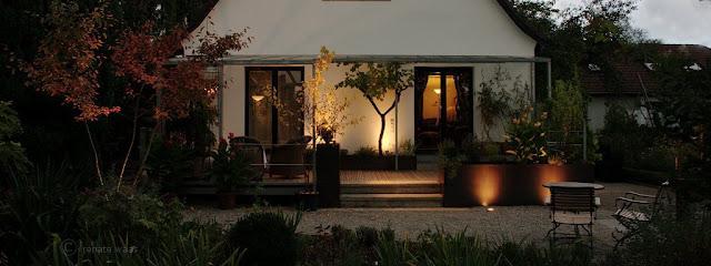 Lichtdesign Garten
