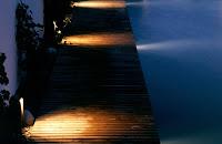 Gartenbeleuchtung Wasser Weg