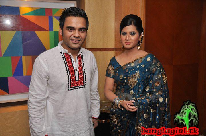 Fashion Celebrity Bancaan Tisha Marriage Party Habib Nancy-3786
