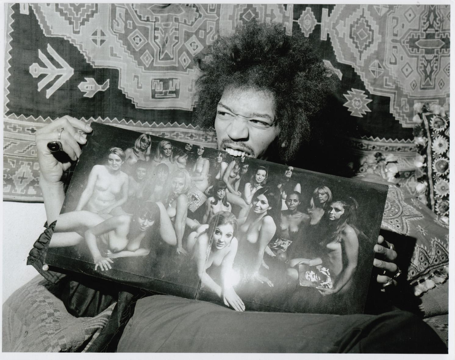 Recordmecca Jimi Hendrix S Record Collection