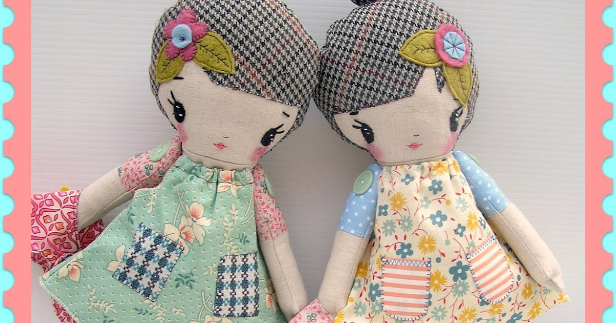 Mynooshka: Ruby-Lu And Daisy-Boo