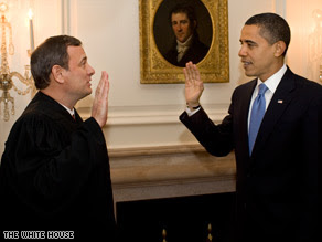 Roberts Gives Obama A Do-Over On His Judicial Nominee Standard
