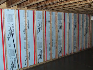 Basement Vapor Barrier Internachi Inspection Forum