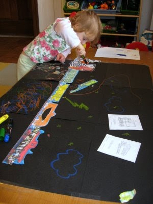 Fun Crafts For Preschoolers Transportation Theme