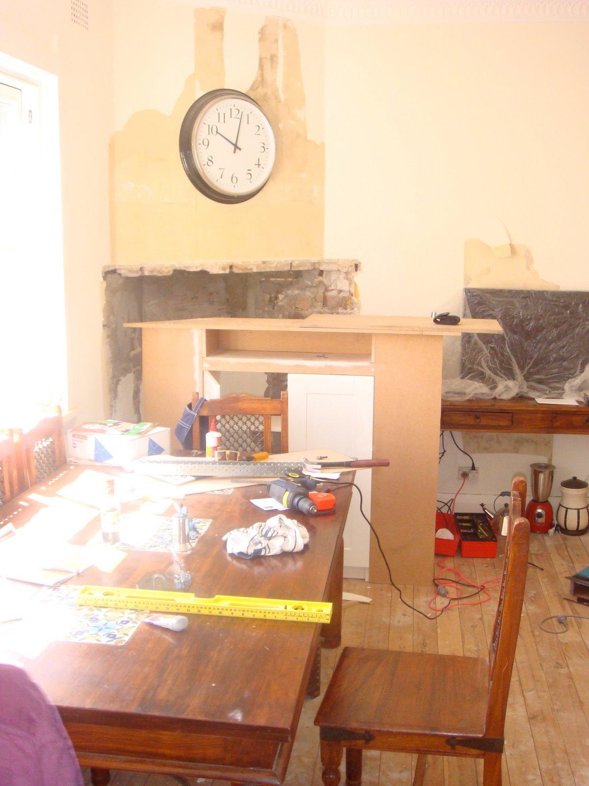 Living Room No Fireplace Tv Socket In Corner