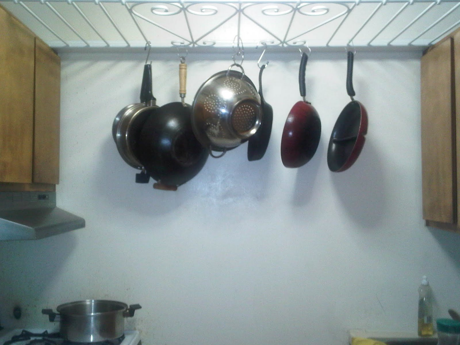 Ikea Pot Hanger The Quotbed Above Your Head Quot Pot Rack