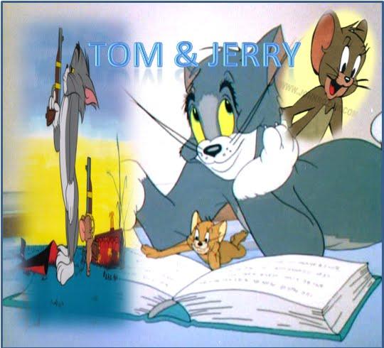 I love Cartoon: I Just Love ToM & JeRry........