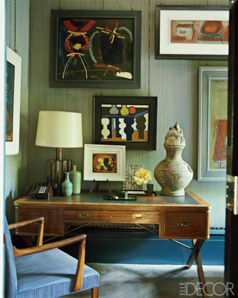 Auction Decorating: Delicious Modern Desks