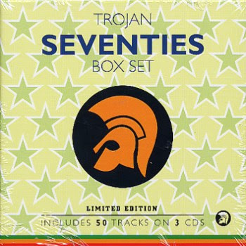 Trojan Seventies Box Set