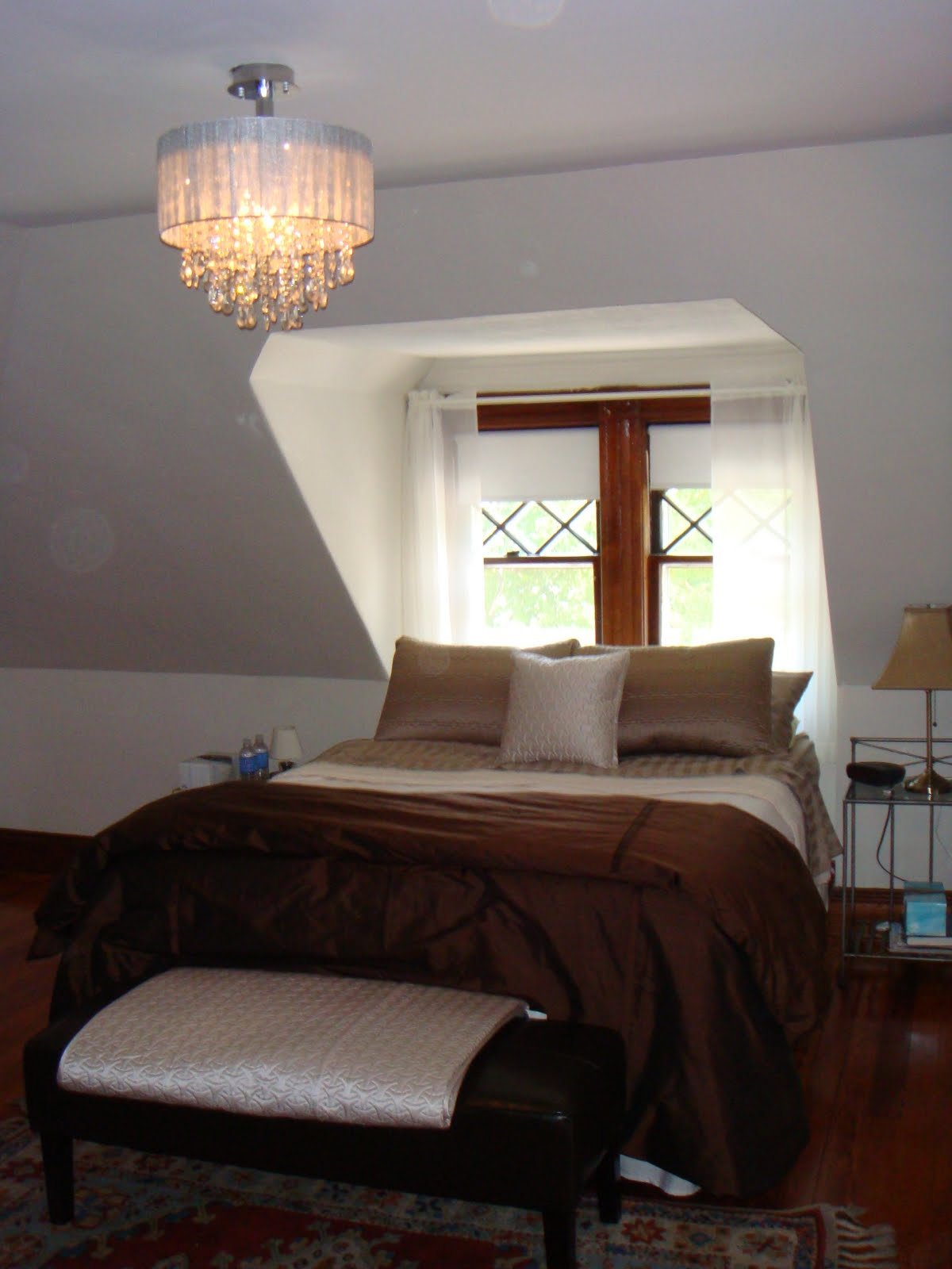 Dash Of Sass Master Bedroom Light Fixture