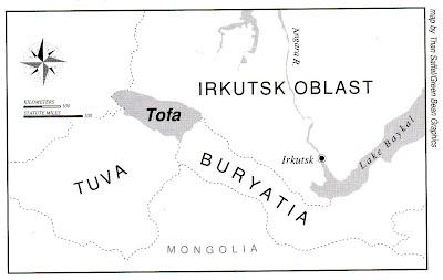 Mongolia Culture Blog: The Tofa People