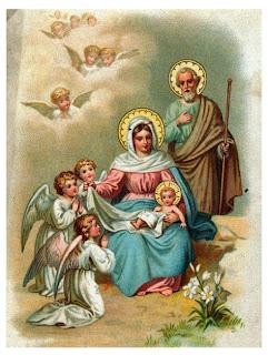 Znalezione obrazy dla zapytania święty józef udaje się z Panną Marią do Betlejem