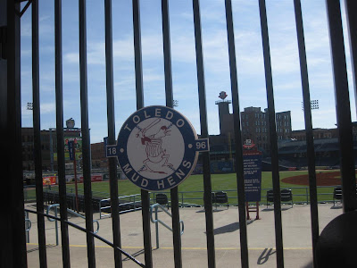 toledo mud hens baseball, stadium, downtown, AAA
