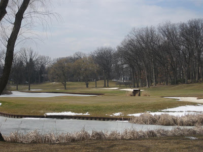 oakland hills golf course, brighton michigan, north course