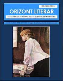 Revista CONTEMPORARY LITERARY HORIZON - ORIZONT LITERAR