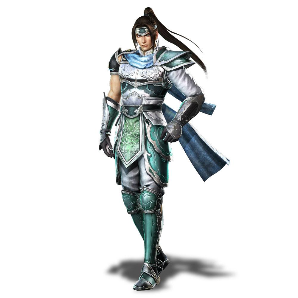Warriors Orochi 3 World S End: Dark Aquamarine: Dynasty Warriors 7 Character Artworks